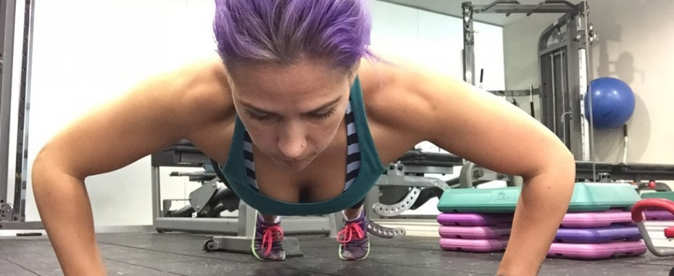 Workout Wednesday: Sexy Shoulders, Chiseled Chest, + Toned Triceps